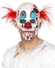 Zombie Clown Foam Latex Mask