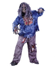 Zombie Deluxe 3D Costume Size XL