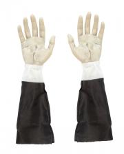 Zombie Hände Bodenstecker 40cm