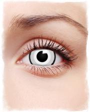 Mini-Sclera Kontaktlinsen Zombie Manson