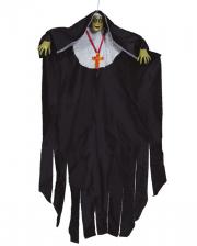 Zombie Nonne Hängefigur 137cm