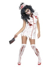 zombie nurse t shirt f r halloween jetzt bestellen. Black Bedroom Furniture Sets. Home Design Ideas
