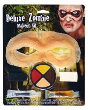 Zombie forehead Halloween makeup kit