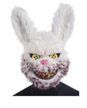 Zombie Kaninchen Maske