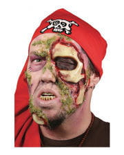 Zombie Pirate Latex wound