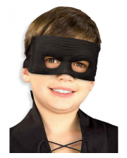 Zorro mask for children