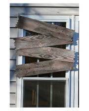 Weathered window sills 4 pcs