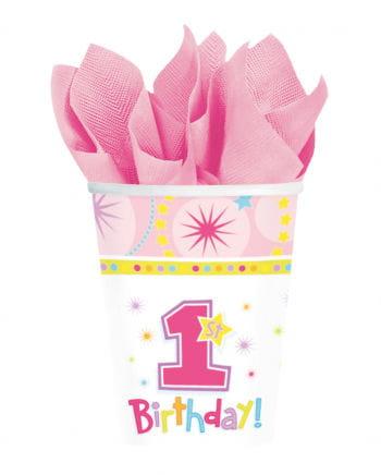 1. Geburtstags Becher