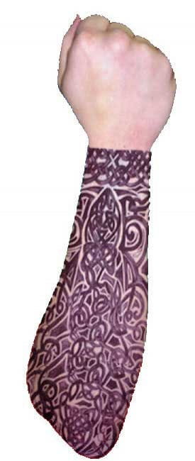 Tattoo Ärmel Celtic L/XL