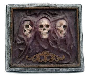 Velvet Skull Picture