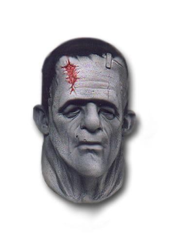 Frankenstein mask made of foam latex