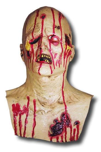 Slashed Eye Zombie Mask