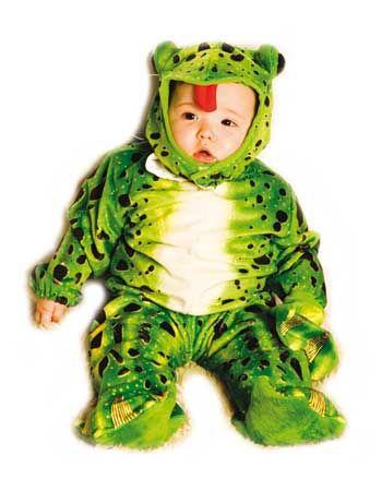 Frog Baby Costume 6-12 Mo
