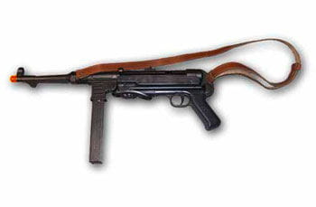 Maschinenpistole MP 40 Replik