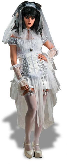 Gothic Mätresse Kostüm