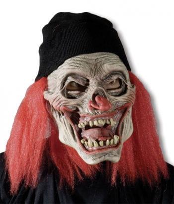 Zombie Clown Mask