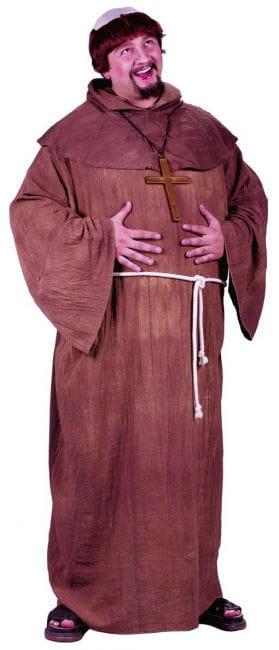 Monastery Monk Costume XL