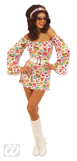 Disco Queen Costume M