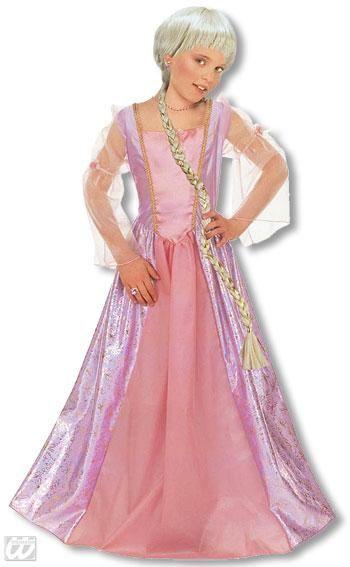 Rapunzel Prinzessin Kinderkostüm M
