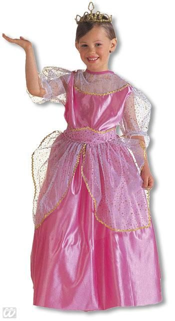 Bella Princess Kids Costume S