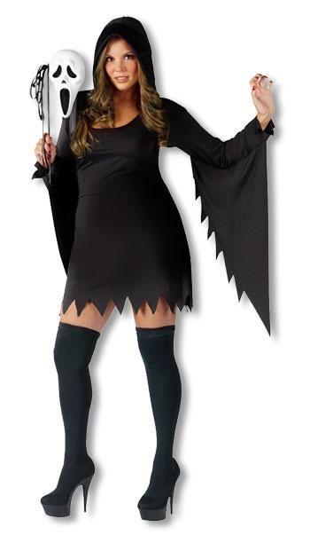Scream Woman costume Plus Size XL | Licensed Scream Costume ...
