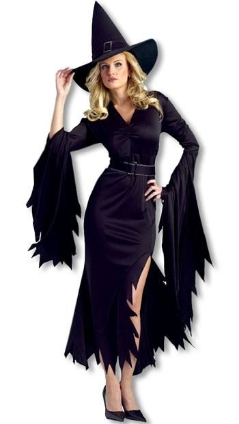 Gothic Witch Costume SM