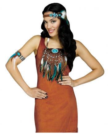 3-pc. Squaw Costume Accessory Set
