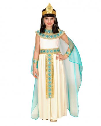 4-tlg. Cleopatra Kinderkostüm Deluxe