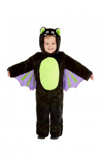 Kuscheliger Fledermaus Jumpsuit für Kinder
