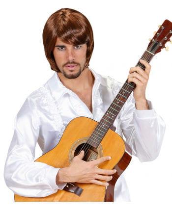 70s popstar wig Björn