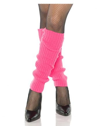 80s leg warmers Pink
