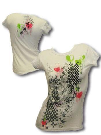 Punk Love T Shirt L
