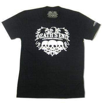 Three Skull T Shirt GR.M