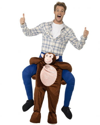 Rider On Monkey Carry Me Costume