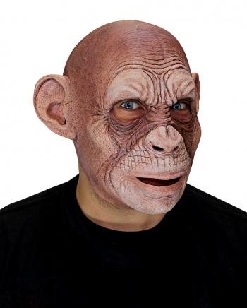 Affen Vollkopf Maske Julius
