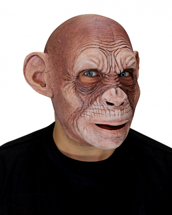 Monkey Full Head Mask Julius