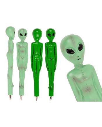 Alien Kugelschreiber aus Polyresin