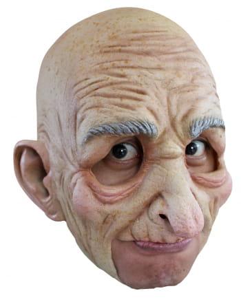 old man mask grandpa mask grandfather mask horror. Black Bedroom Furniture Sets. Home Design Ideas
