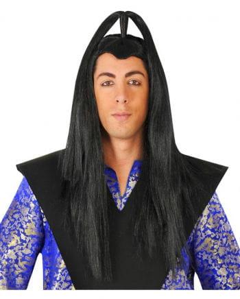 Asian Warrior Wig
