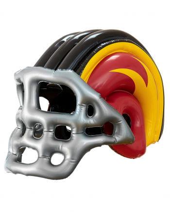 Aufblasbarer Amerikanischer Football Helm