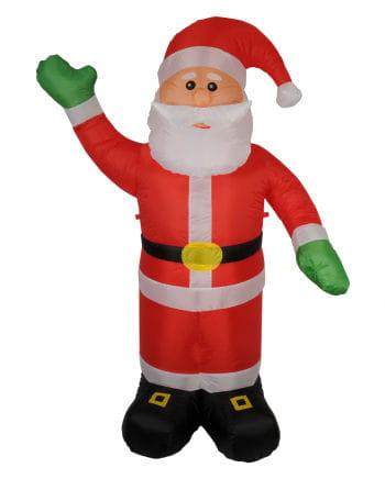 Nikolaus Weihnachtsmann aufblasbar 180cm