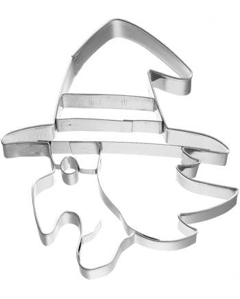 Cookie Cutter Witch Face 8cm