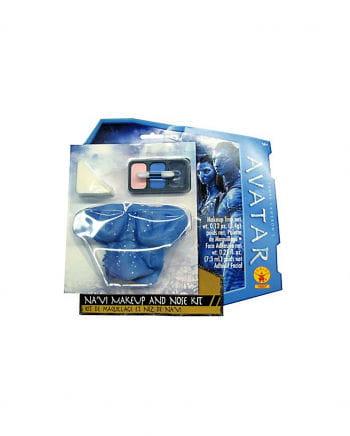 Avatar Na`vi Make-up set with nose