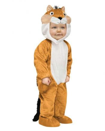 Kleines Backenhörnchen Kostüm | Tierkostüme für Kleinkinder | Horror ...