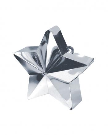 Ballongewicht Stern Silber 150g