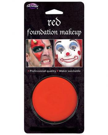 Basic Make-up Red