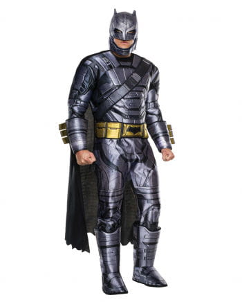 Batman costume Armored with mask