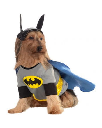 Batman Dog Costume  sc 1 st  Horror-Shop.com & Batman Dog Costume | Superhero disguise for dogs | horror-shop.com