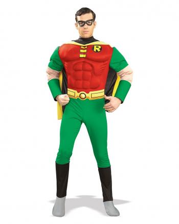 Batman Robin Muskel Kostüm