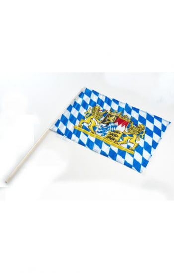 Bavaria flag staff